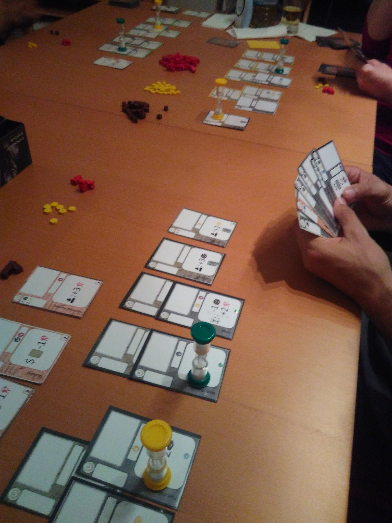 Des tests, critiques, et du développement de jeux