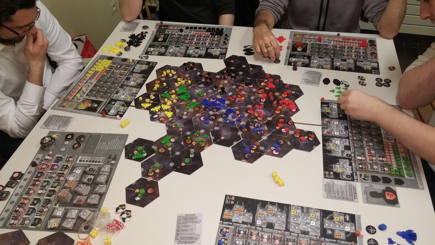 Des jeux de stratégie